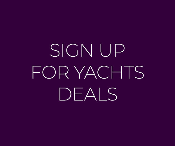 sign up for yachts deals